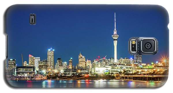 Auckland At Dusk Galaxy S5 Case