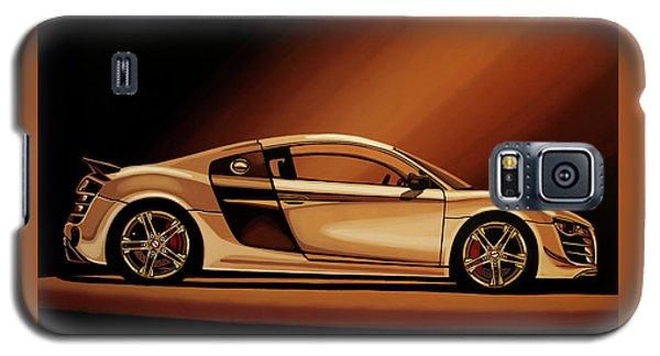 Car Galaxy S5 Case - Audi R8 2007 Painting by Paul Meijering