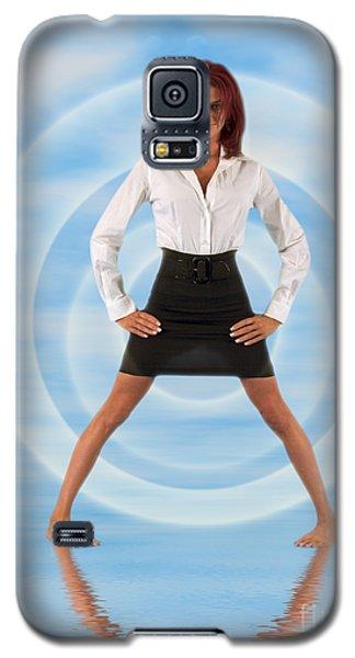 Audrey Michelle 2030101 Galaxy S5 Case
