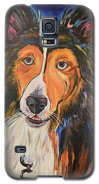 Augie Galaxy S5 Case by Patti Schermerhorn