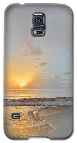 August 10 Nags Head Galaxy S5 Case