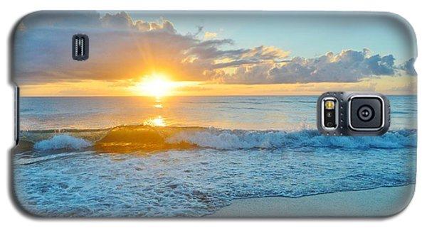 August 12 Nags Head, Nc Galaxy S5 Case
