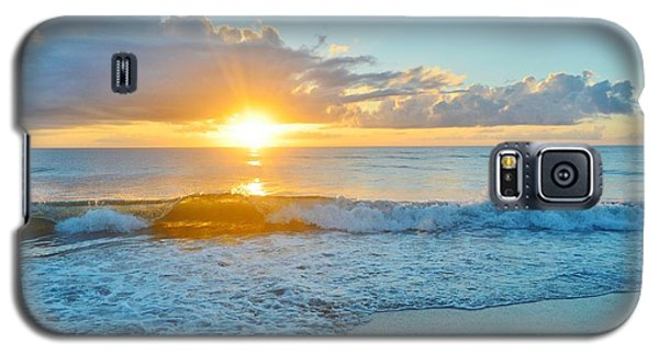 August 12 Nags Head, Nc Galaxy S5 Case