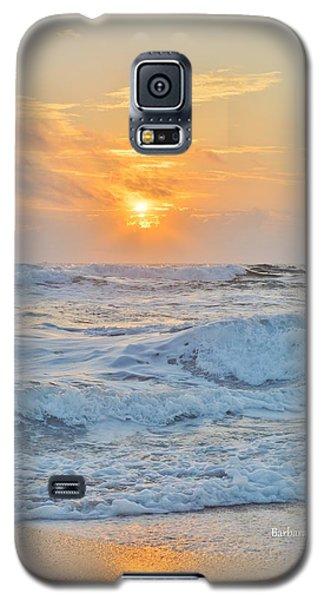 August 28 Sunrise Galaxy S5 Case
