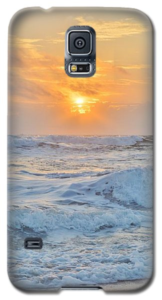 August 28 Sunrise Galaxy S5 Case