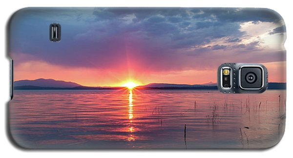 August Eye Galaxy S5 Case