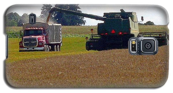 August Harvest Galaxy S5 Case by J McCombie