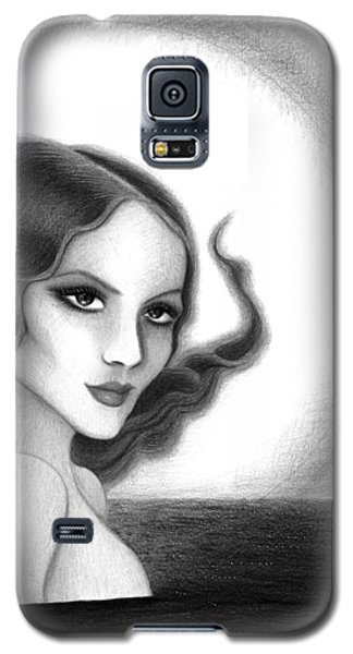 August Honey Colorless Galaxy S5 Case