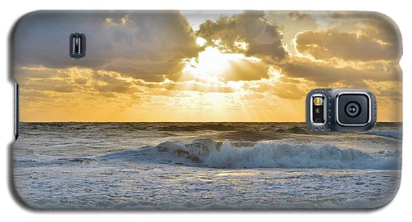 August Sunrise Galaxy S5 Case