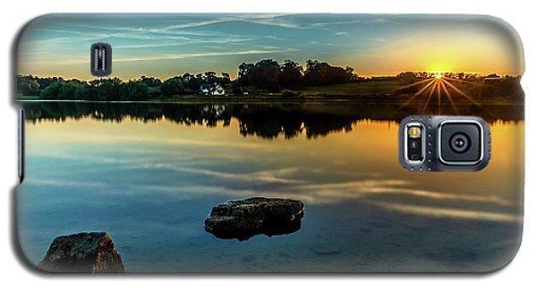 August Sunset Galaxy S5 Case