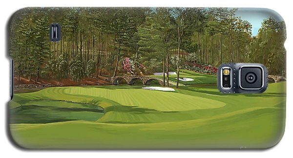 Augusta 11 And12th Hole Galaxy S5 Case
