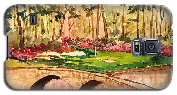 Augusta - 12th Hole Galaxy S5 Case