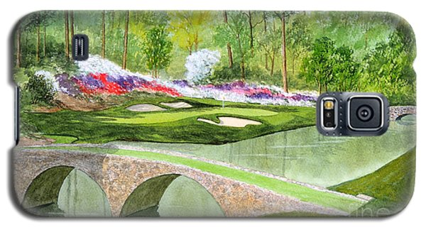 Augusta National Golf Course 12th Hole Galaxy S5 Case