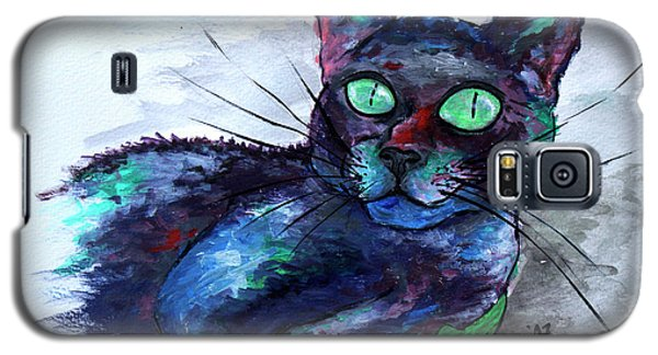 Aunt's Beautiful Companion, Ms. Biscuit Galaxy S5 Case