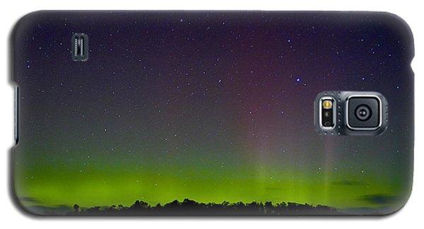 Galaxy S5 Case featuring the photograph Aurora Australia Trial Bay Tasmania 19 March 2015 by Odille Esmonde-Morgan