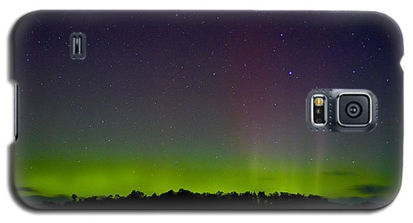 Aurora Australia Trial Bay Tasmania 19 March 2015 Galaxy S5 Case
