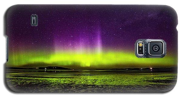 Aurora Australis Galaxy S5 Case by Odille Esmonde-Morgan