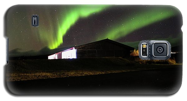 Aurora Borealis - 1 Galaxy S5 Case