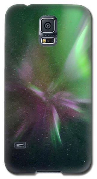 Aurora Borealis Corona Galaxy S5 Case
