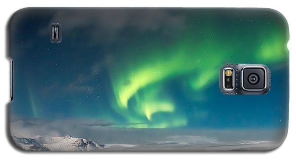 Aurora Borealis Galaxy S5 Case