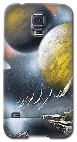 Aurora Galaxy S5 Case