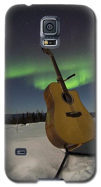Aurora Instrumentalis Galaxy S5 Case