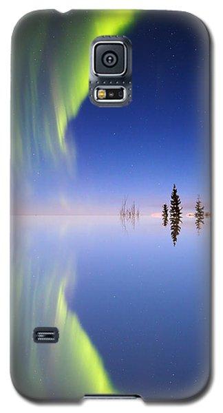 Aurora Mirrored Galaxy S5 Case