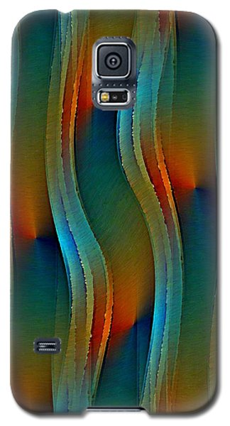 Aurora Oil Galaxy S5 Case