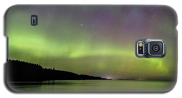 Aurora Over Superior 7 Galaxy S5 Case