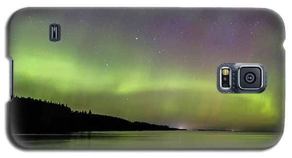 Aurora Over Superior 7 Galaxy S5 Case