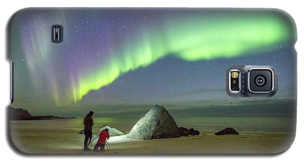 Aurora Photographers Galaxy S5 Case