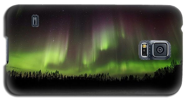 Aurora Wall Galaxy S5 Case