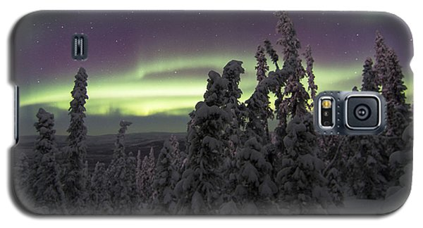 Auroral Horizon Galaxy S5 Case