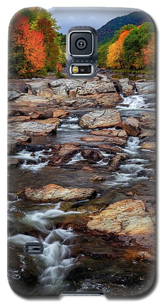 Galaxy S5 Case featuring the photograph Ausable by Mark Papke