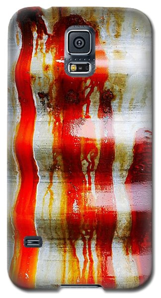 Aussie Galvanised Iron #29 Galaxy S5 Case