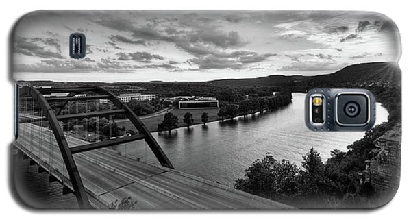 Austin 360 Pennybacker Bridge Sunset Galaxy S5 Case