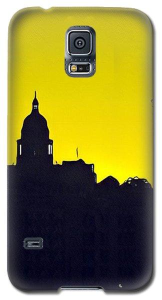 Austin Capital At Sunrise Galaxy S5 Case