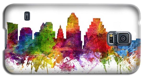 Austin Cityscape 06 Galaxy S5 Case by Aged Pixel