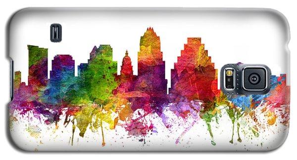 Austin Cityscape 06 Galaxy S5 Case