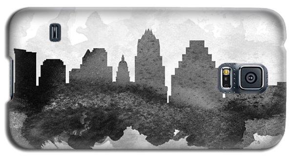 Austin Cityscape 11 Galaxy S5 Case by Aged Pixel