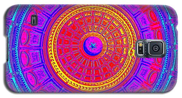 Austin Capitol Dome - 4 Galaxy S5 Case