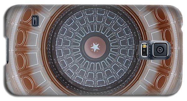 Austin Capitol Dome In Gray And Brown Galaxy S5 Case