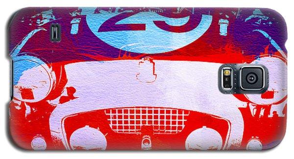 Austin Healey Bugeye Galaxy S5 Case by Naxart Studio