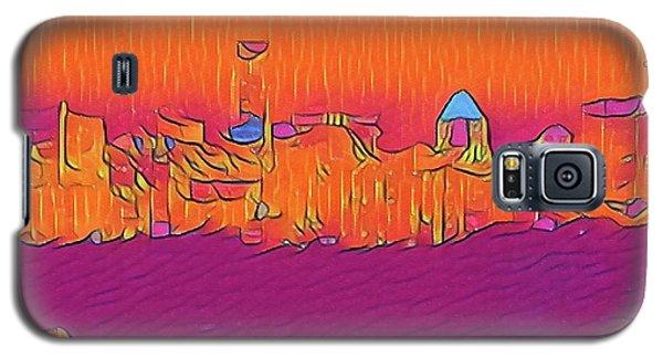 Austin Skyline Electric Galaxy S5 Case