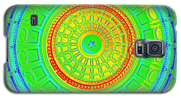 Austin Capitol Dome - 3 Galaxy S5 Case