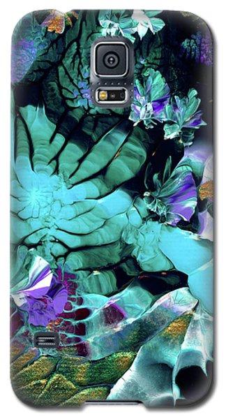 Australian Emerald Begonias Galaxy S5 Case
