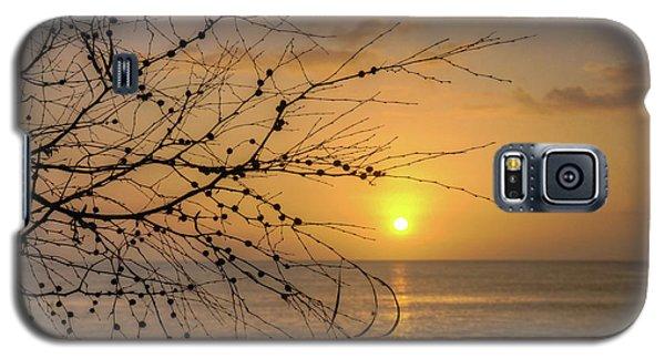 Australian Sunrise Galaxy S5 Case