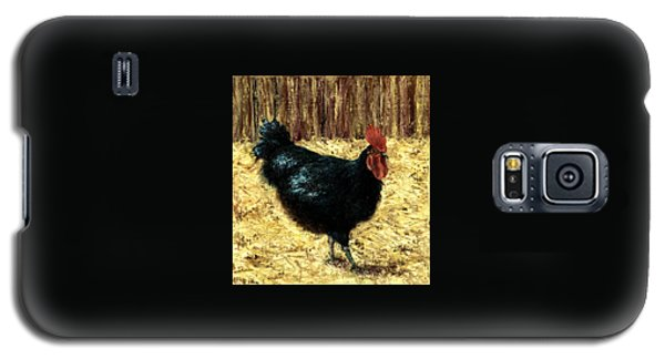 Australorp Rooster Galaxy S5 Case