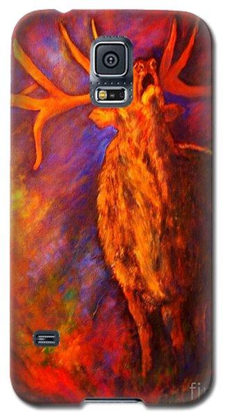 Autum-serenade Galaxy S5 Case