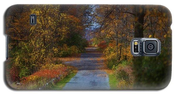 Autumn Wanderings Galaxy S5 Case